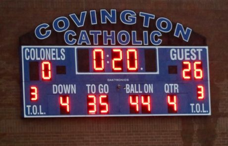 Some Shared Photos From The Colts 26-0 Win Over CovCath