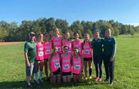 Girls XC: Conference Champs