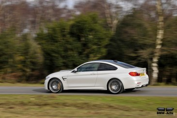 BMW M4 Pack Competition