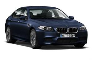 BMW F10 M5 po lifcie