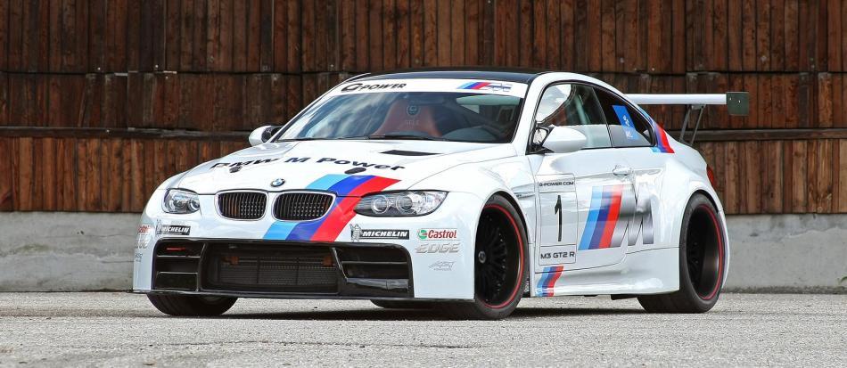 BMW G-Power M3 GT2 R