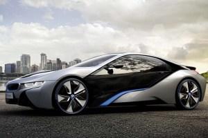 Nadchodzi BMW i8