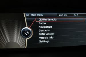 Ofensywa reklamowa BMW?
