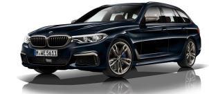 BMW M550d xDrive oficjalnie