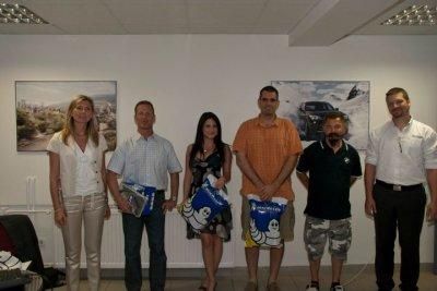 Michelin 110525 nyertesek