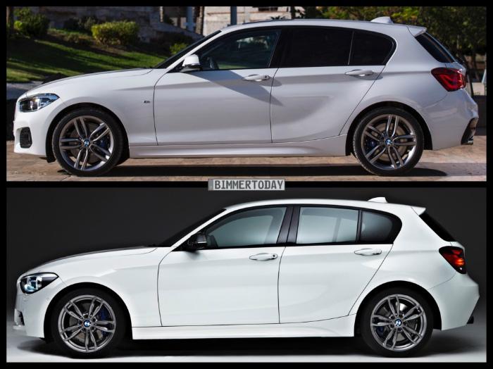 BMW-1er-F20-LCI-Facelift-M-Sport-Paket-Vergleich-M135i-03-1024x767