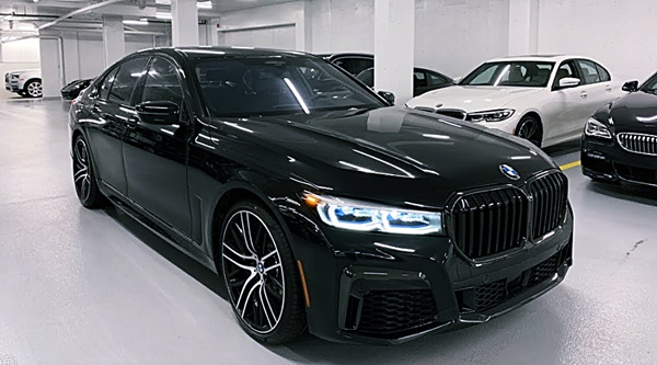 2021 BMW 750i Xdrive Review, Specs, Facelift