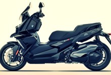 New 2020 BMW C 400 X Review, Specs, Price