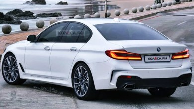 New 2021 BMW 5 Series LCI Model and Specs
