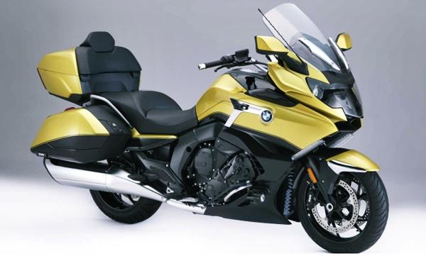 New 2021 BMW K1600 Grand America Rumors