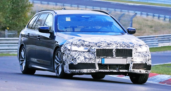 New BMW 5 Series Touring 2021 Release Date