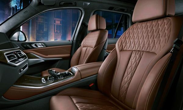 2021 BMW X5 Xdrive40i Interior
