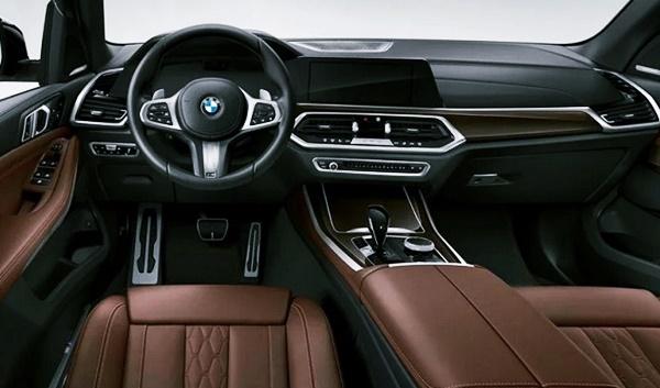 2021 BMW X5 Xdrive50i Interior