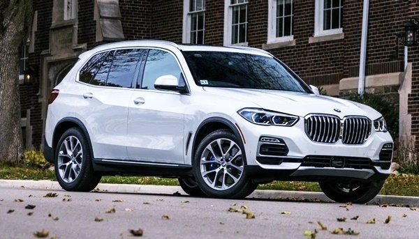 2021 BMW X5 Xdrive50i Review, Price, Horsepower