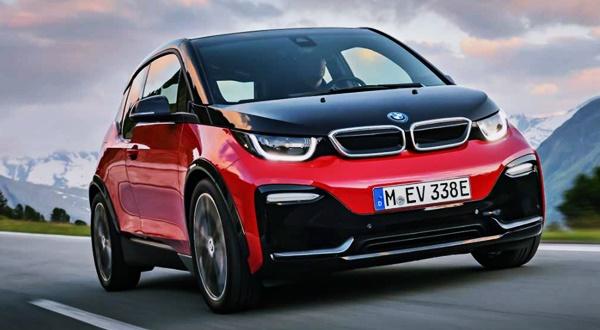Bmw I3 Facelift 2021 Get New Battery Upgrade Bmw Car Usa