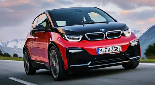 BMW I3 Facelift 2021 Get New Battery Upgrade