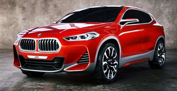 New 2021 BMW X2 Facelift, Release Date
