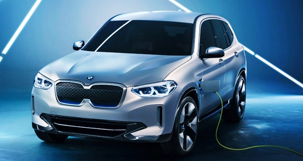 New 2021 BMW X3 Electric Changes, Release Date