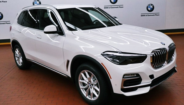 New 2020 BMW X5 Xdrive40i USA Price