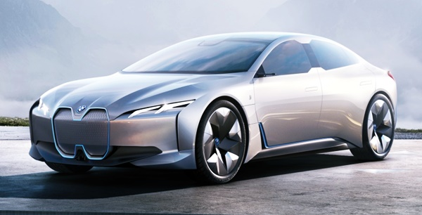 New 2022 BMW I7 Electric Concept, Release Date