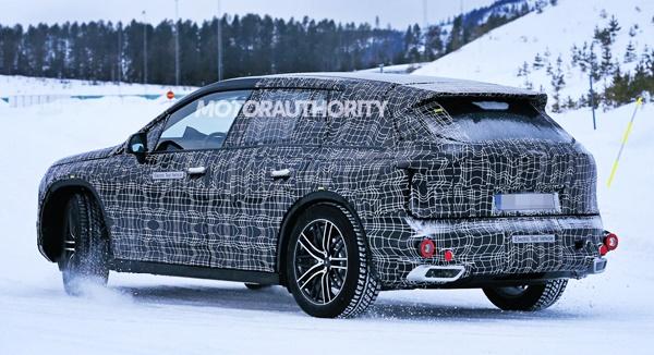New 2022 BMW iNEXT Exterior
