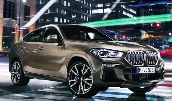 2022 BMW X6 Redesign, Price, New Model
