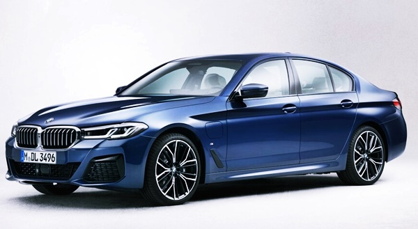New 2022 BMW M5 Review Exterior Interior