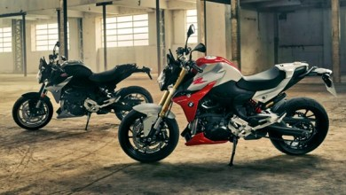 2022 BMW F 900 R Performances