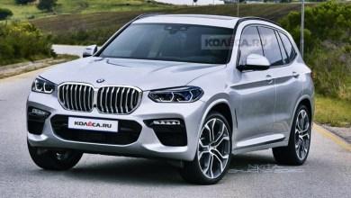 2022 BMW X3 G01 LCI