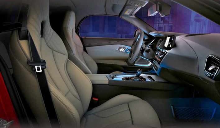 2022 BMW Z4 Interior