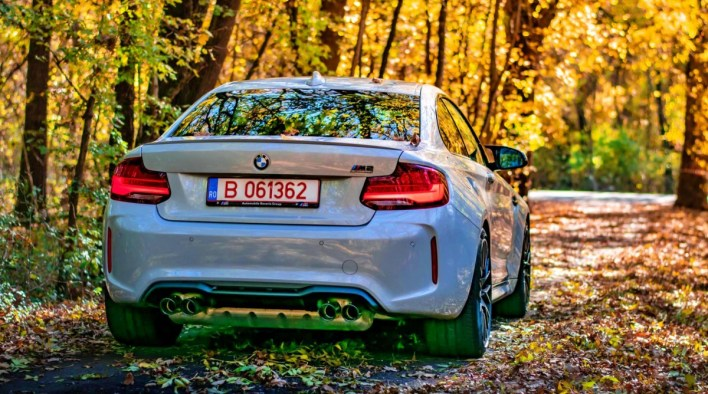 2022 BMW M2 Competition