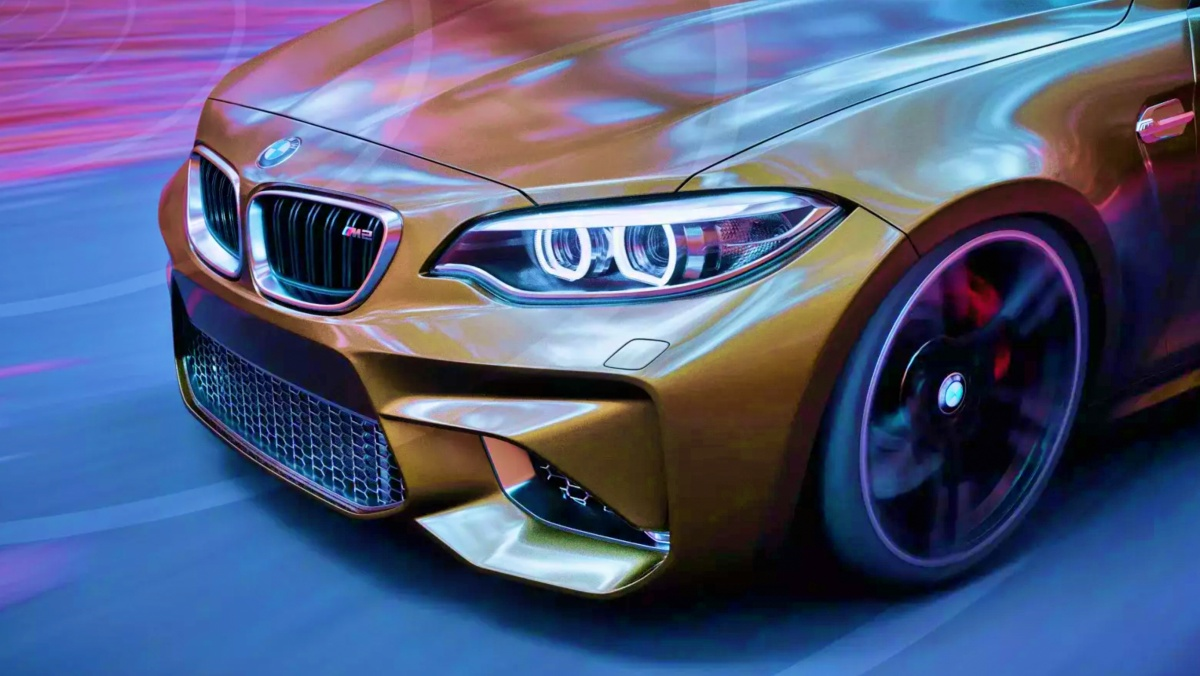 2023 Bmw M2 Coupe Release Date Bmw Usa