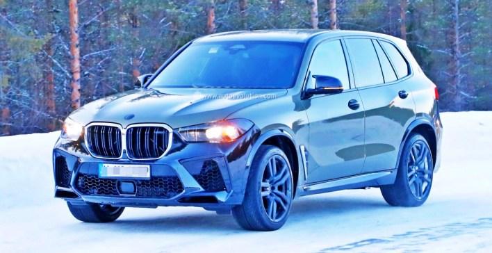 2023 BMW X5 M LCI