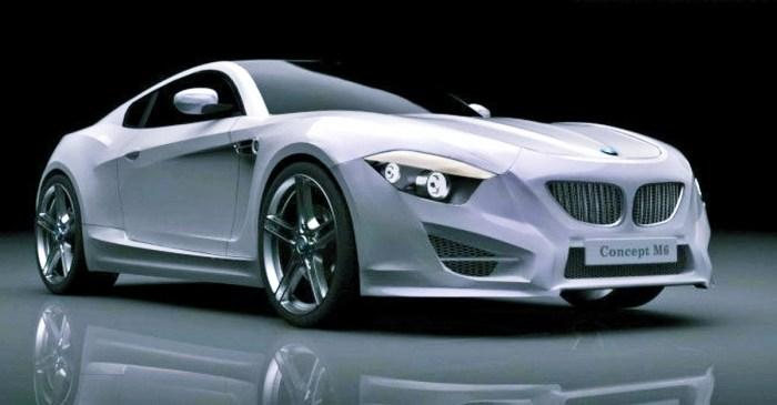 2023 BMW M6