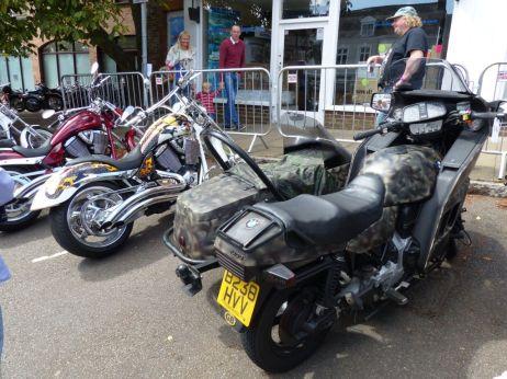 12 BMW K100 Brackley Festival of Motorcycling 20140817