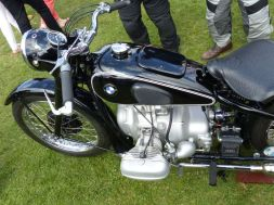 24 BMW R5 1936 Alistair Gibson Brackley Festival of Motorcycling 20140817
