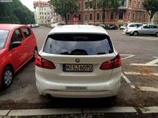 BMW Serie 2 Active Tourer 2015 ibrida 5