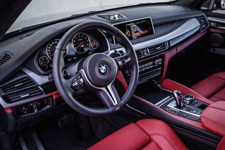 BMW X5 M 2015 2