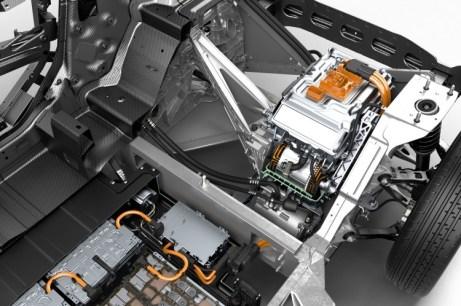 Motori elettrici BMW 1