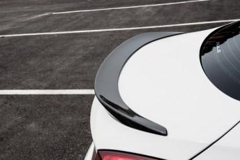 BMW M6 Gran Coupe 3D Design Aero rendering 4
