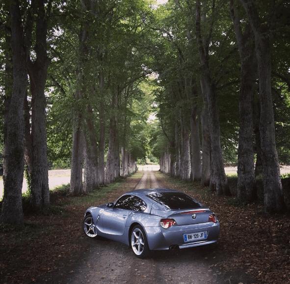 BMW z4 芸能人 車 有名人