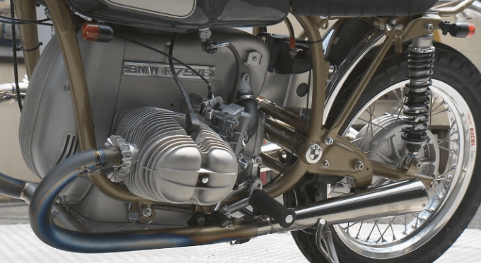 BMW 所ジョージ 動画 バイク