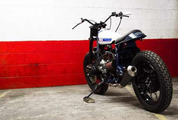 BMW カスタム バイク