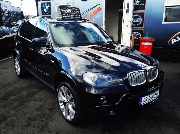 BMW X5 Mスポーツ 画像