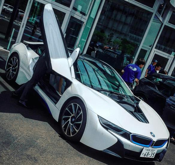 tokyo bay BMW