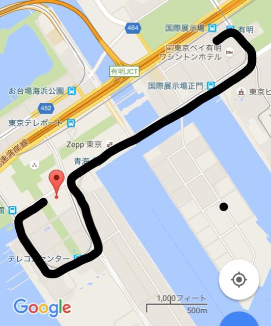 bmw 試乗コース TOKYO bay