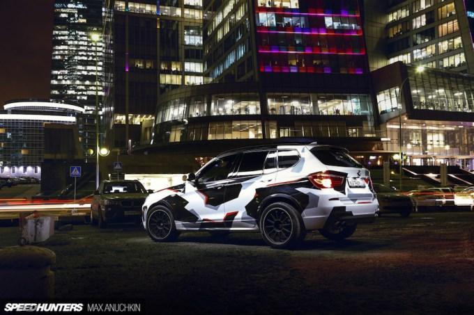 BMW x3 画像 カスタム