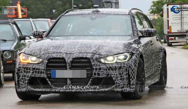 2022 BMW M3 Touring