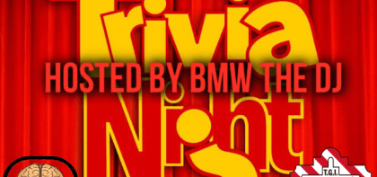 DJ trivia bmw the dj fridays