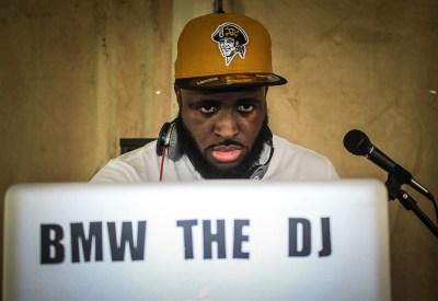 BMW THE DJ
